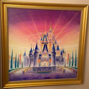 Art of Disney: Cinderella Castle